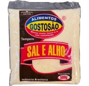 ALHO E SAL - 500GR