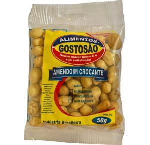 AMENDOIM CROCANTE - 50GR