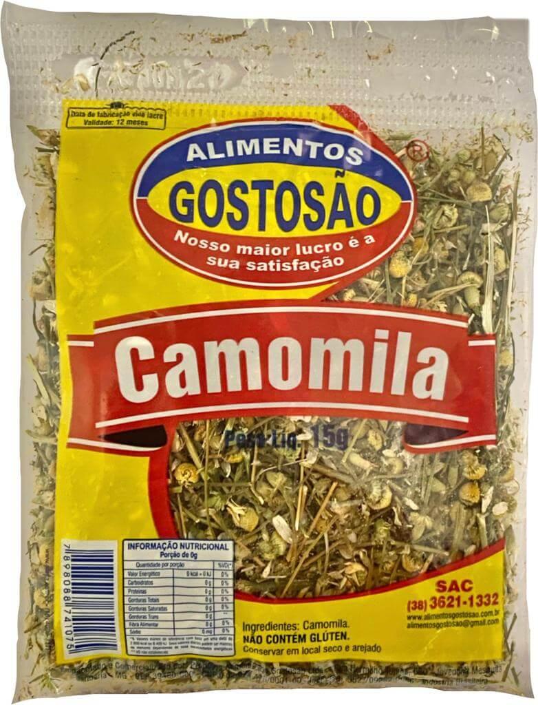 CAMOMILA - 15GR