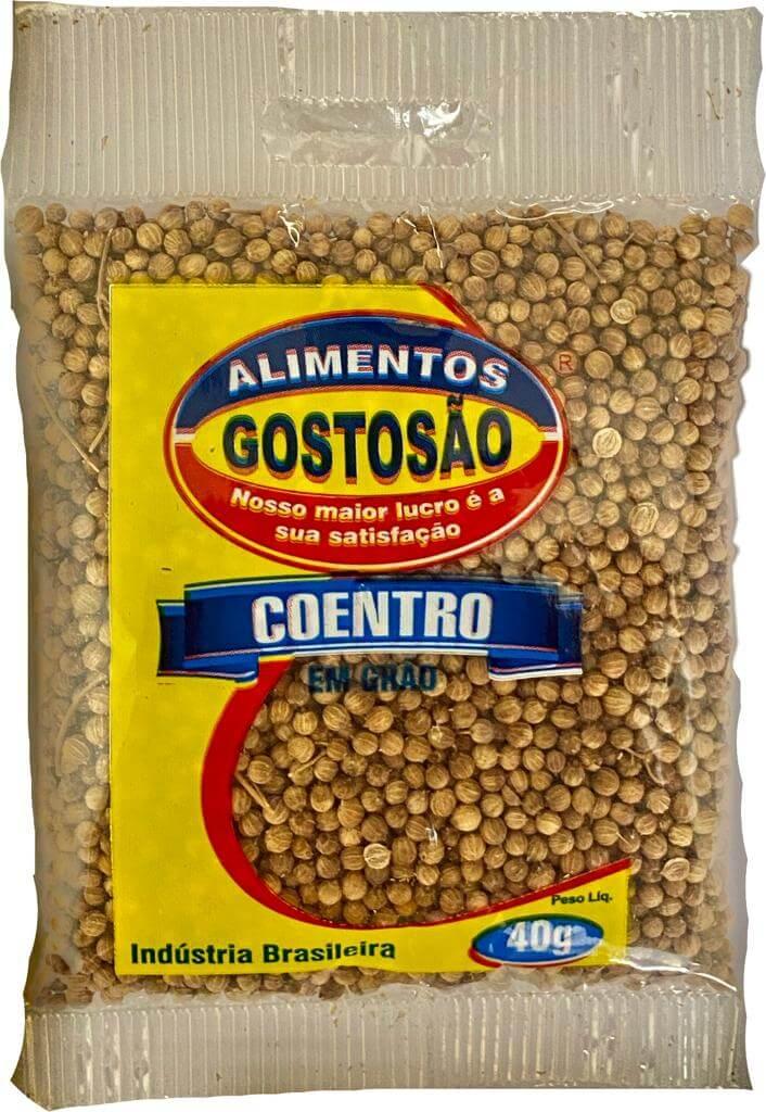 COENTRO EM GRÃO - 40GR
