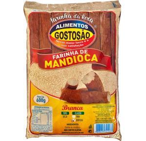FARINHA DE MANDIOCA - 600GR