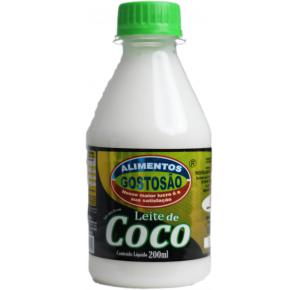 LEITE DE COCO - 200ML
