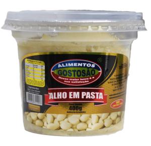 PASTA DE ALHO - 400GR