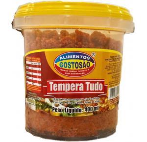 TEMPERA TUDO COLORAL AÇAFRÃO - 400GR