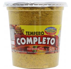 TEMPERO COMPLETO AMARELO - 1KG