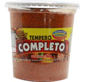 TEMPERO COMPLETO VERMELHO - 1KG